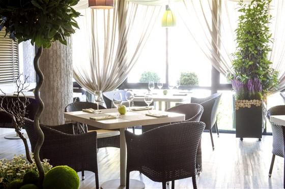Ресторан Greenhoff - фотография 14