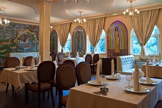 Ресторан Хамса - фотография 12