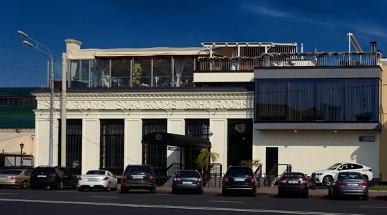 Ресторан Soho Rooms - фотография 10