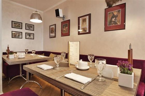 Ресторан Crazy Hunter - фотография 7 - Ресторан