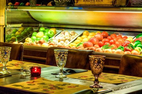 Ресторан Lookcafé - фотография 13