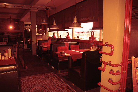 Ресторан 01 - фотография 13