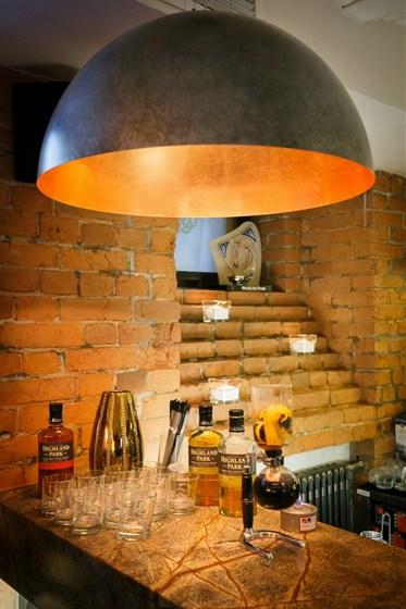Ресторан Whisky Rooms - фотография 12 - бар