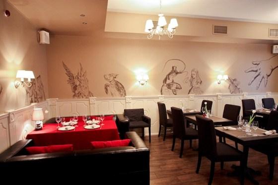 Ресторан Кадриль с омаром - фотография 7 - новый интерьер