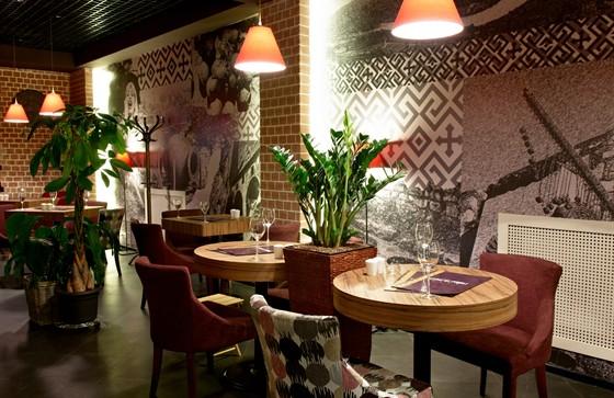 Ресторан Saperavi Café - фотография 13