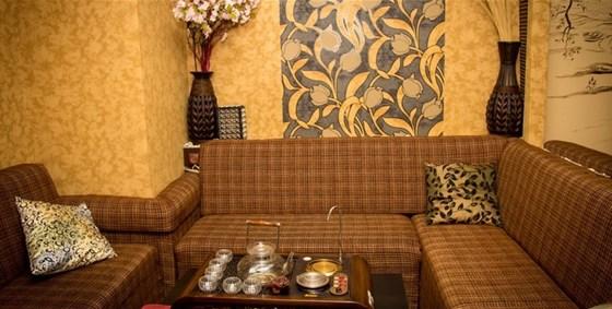 Ресторан Чайная братьев Кипятковых - фотография 7 - Отдельный блок для 6-8 гостей
