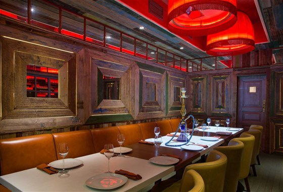 Ресторан Shishas Sferum Bar - фотография 7