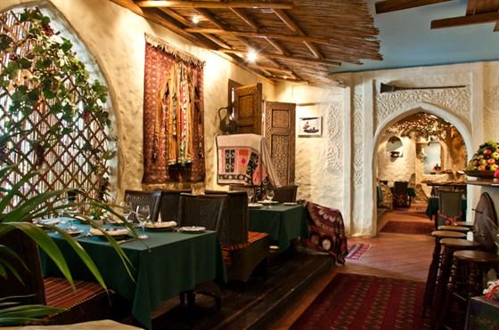 Ресторан Белое солнце пустыни - фотография 8