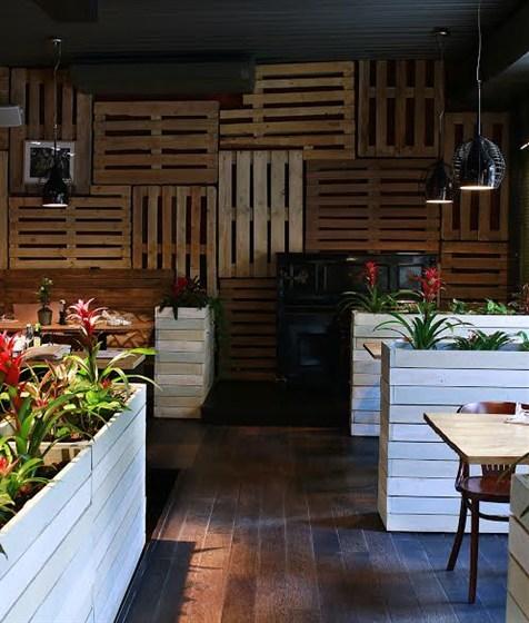 Ресторан Food & Wine - фотография 8