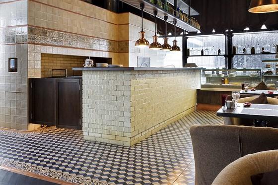 Ресторан Сытый лось - фотография 15 - Мангал