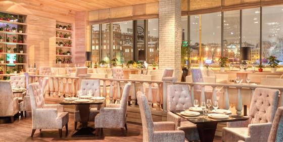 Ресторан Kalina Café - фотография 22