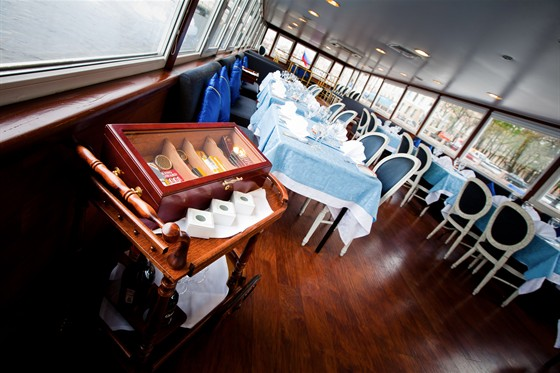 Ресторан New Island - фотография 3
