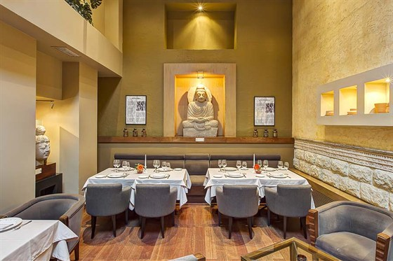 Ресторан Гандара - фотография 5 - Ресторан Гандара