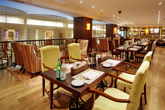 Ресторан Repin Lounge - фотография 4 - Repin Lounge Restaurant & Bar