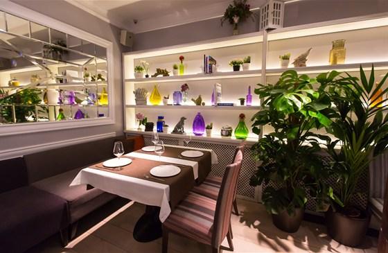Ресторан O'Jules  - фотография 5 - Банкетный зал