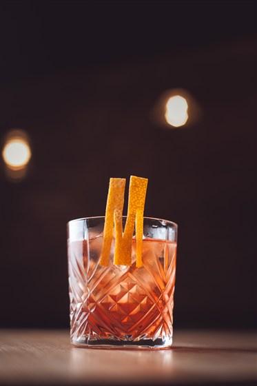 Ресторан Oblico Morale - фотография 2 - Кактус делает очень вкусные коктейли!
