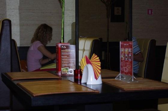 Ресторан Сакура - фотография 2 - Ресторан Сакура - зал