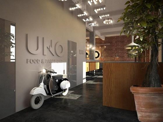 Ресторан Uno - фотография 1