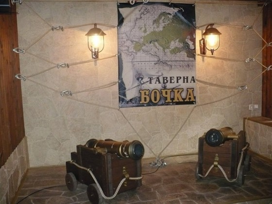 Ресторан Бочка - фотография 7