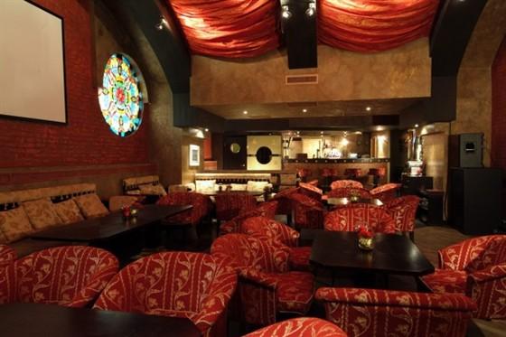 Ресторан Voice - фотография 1 - Основной зал