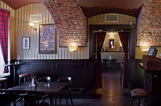 Ресторан Радио Ирландия - фотография 7