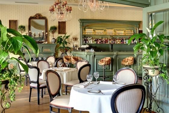 Ресторан Гримо - фотография 5 - Ресторан Гримо