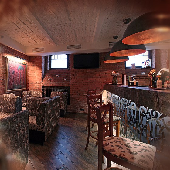 Ресторан Whisky Rooms - фотография 22 - бар