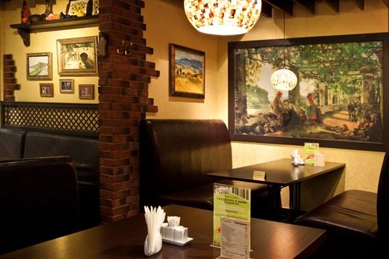 Ресторан Манджонэ - фотография 7