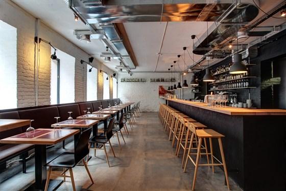 Ресторан Vinostudia - фотография 12