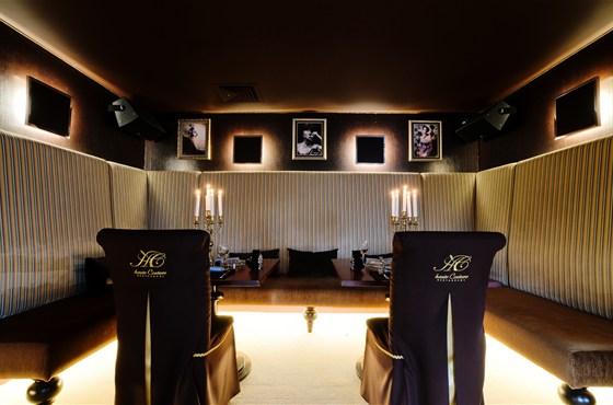 Ресторан Haute Couture  - фотография 15 - Зал 2