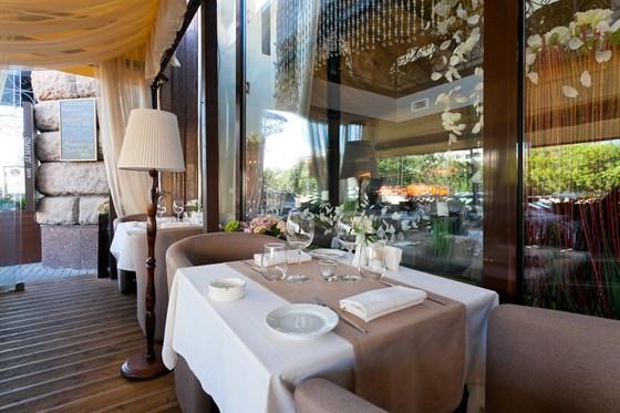 Ресторан Де Марко - фотография 51 - Летняя веранда