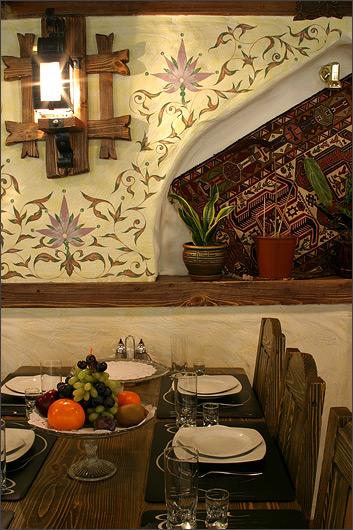 Ресторан Бакинский дворик - фотография 2