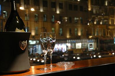Ресторан Найт флайт - фотография 8