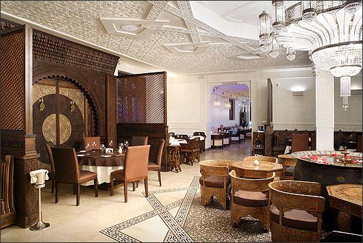 Ресторан Damas - фотография 18