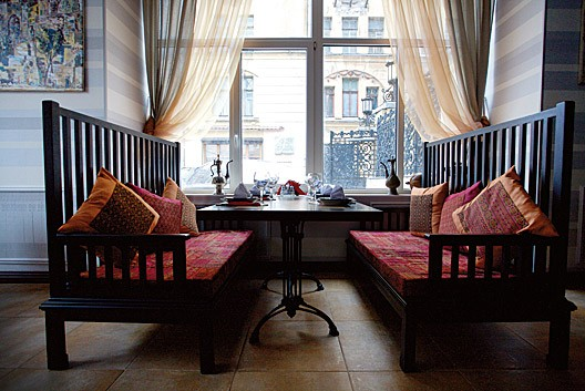 Ресторан Навои - фотография 1