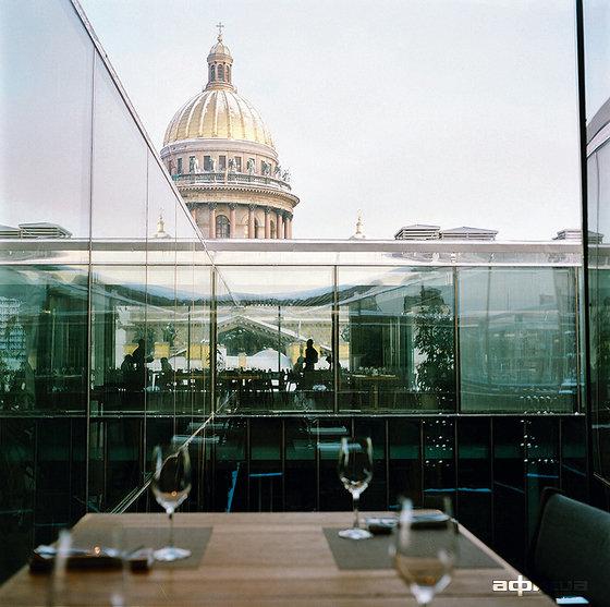 Ресторан Мансарда - фотография 2