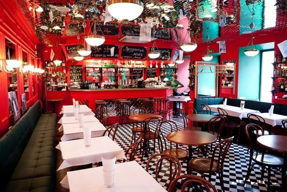 Ресторан Жан-Жак - фотография 4