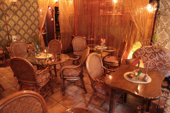 Ресторан Кашмир - фотография 1