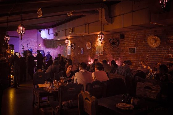 Ресторан Corrida Club - фотография 17