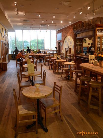 Ресторан Le pain quotidien - фотография 3