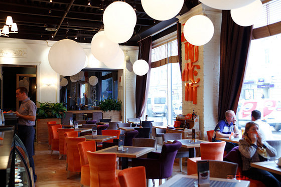 Ресторан Monument - фотография 8
