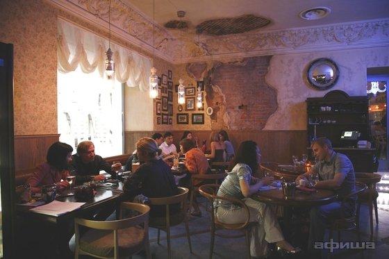 Ресторан Дантес - фотография 5