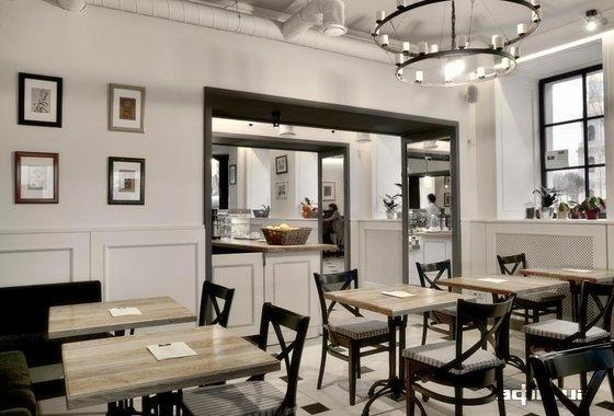 Ресторан Romeo's Bar & Kitchen - фотография 34