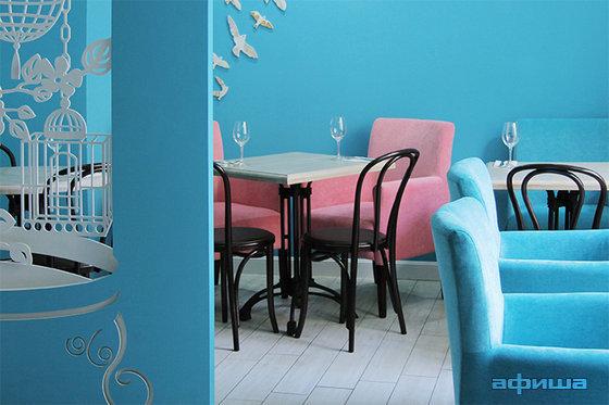 Ресторан Голубка - фотография 21