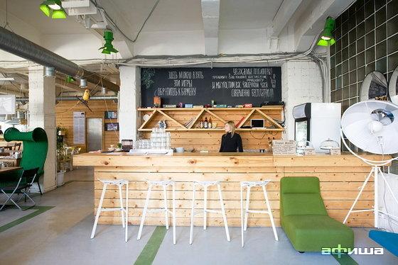 Ресторан Зеленая комната - фотография 12