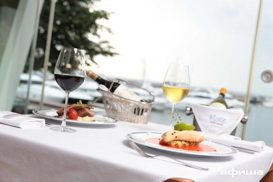 Ресторан More - фотография 4 - вид с террасы летом