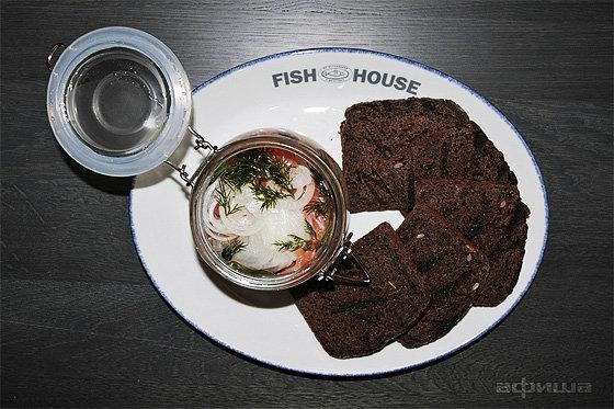 Ресторан Fish House - фотография 3