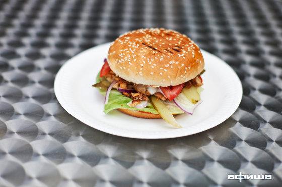 Ресторан Shawarma Republic - фотография 11
