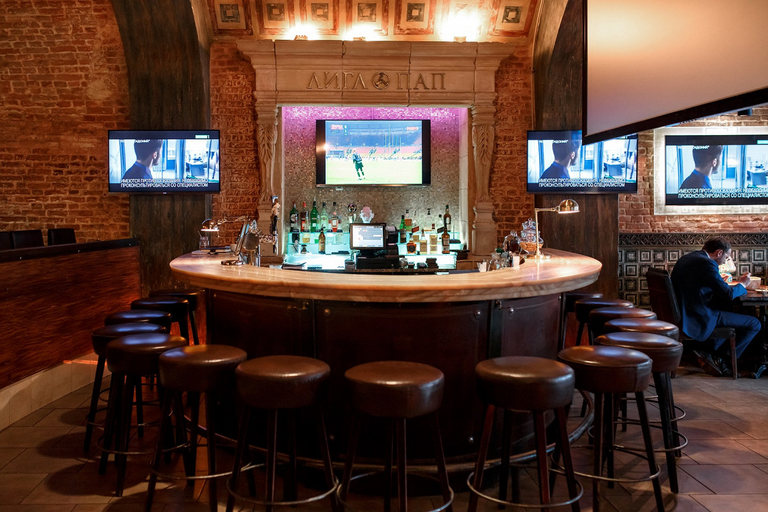 Ресторан Лига пап - фотография 2