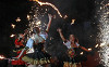 IV Фестиваль уличных театров «Вселенский карнавал огня»